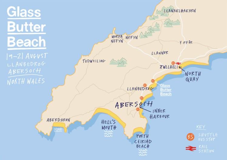 GBB 2D MAP