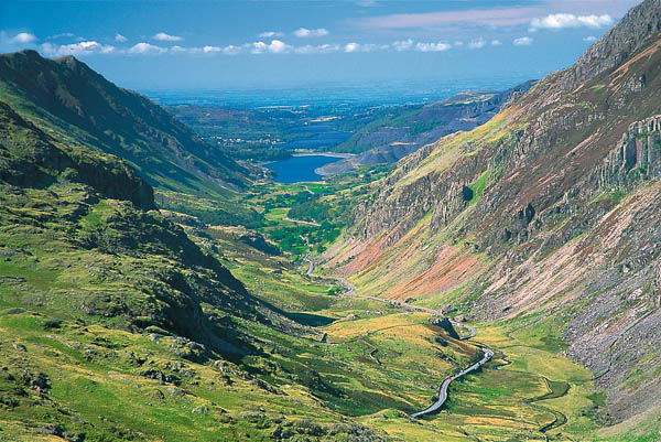 P435 The Llanberis Pass