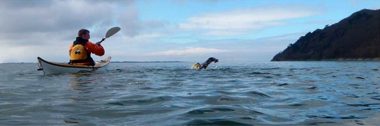 swimming-in-the-open-sea