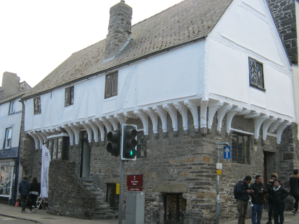 aber conwy house