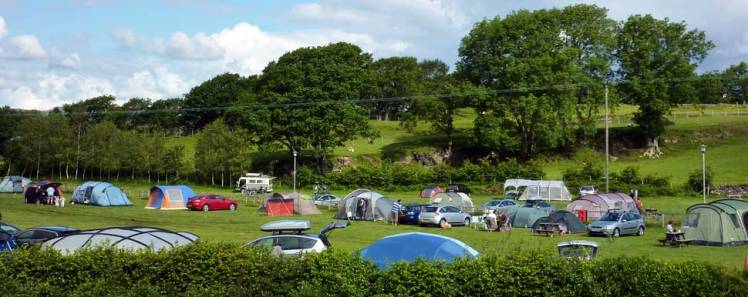 Barcdy Caravan park