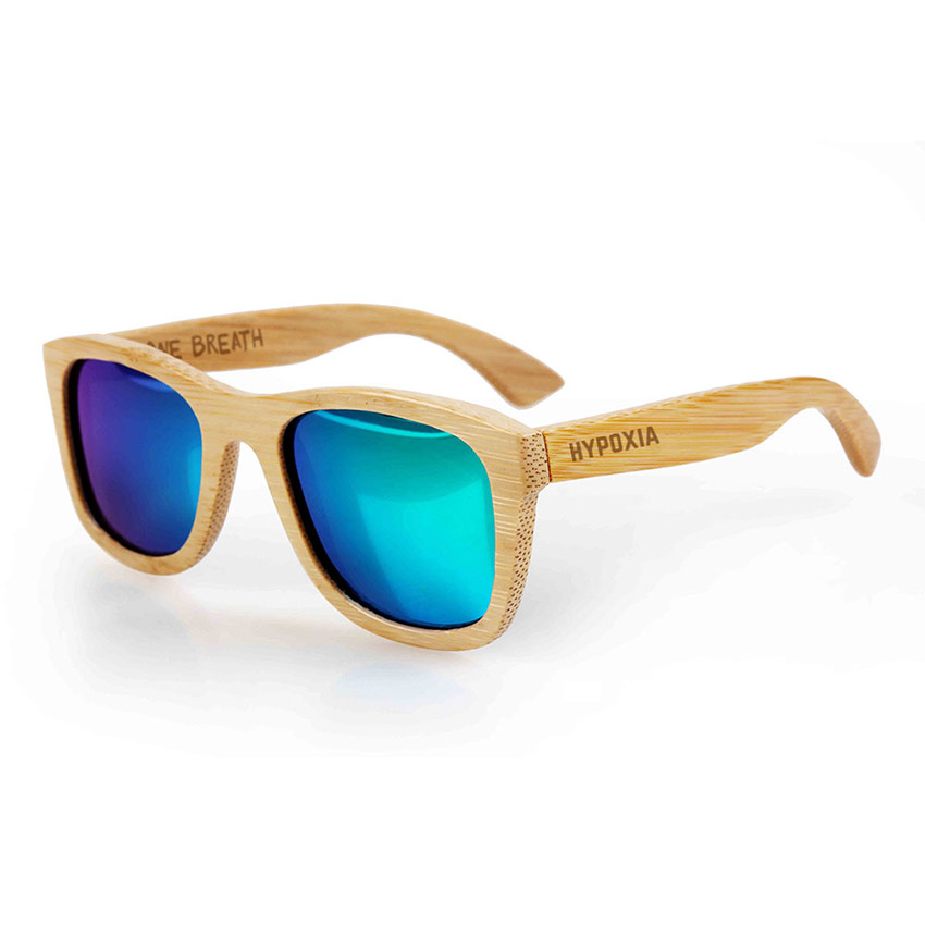 Hypoxia-Freediving-Bamboo-Floating-Polarized-Sunglasses-Ulua-Blue-RIGHT