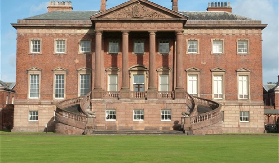 Tabley house - visit chester