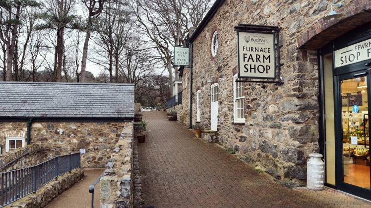 bodnant farm shop