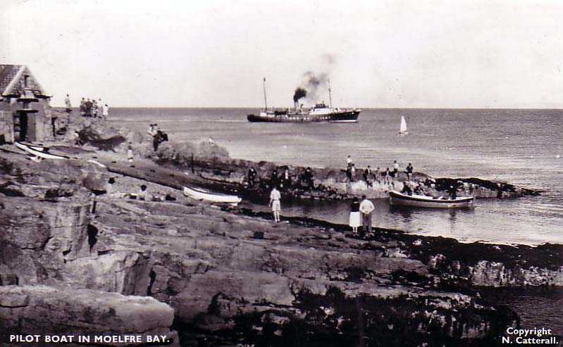 Anglesey, Moelfre, Pilot Boat