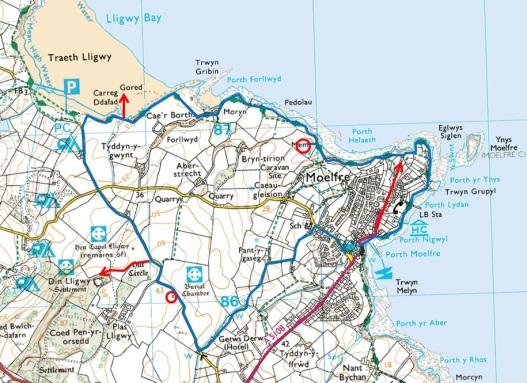 din-lligwy_route_map- caemawr.wordpress