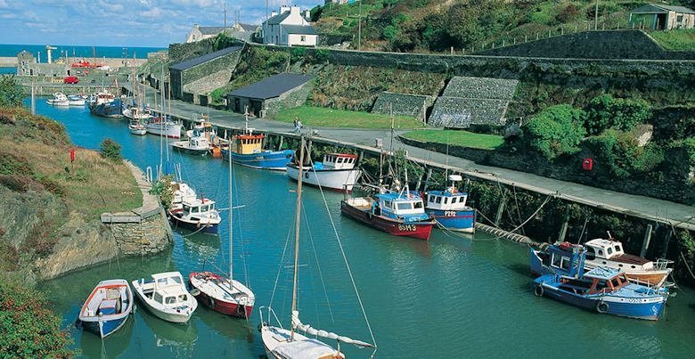 Amlwch port - UK holiday guide