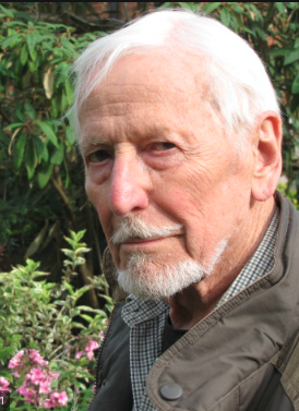 Natural history illustrator legend Denys Ovenden.