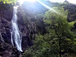 Aber Falls - Image bornexplorer.co.uk