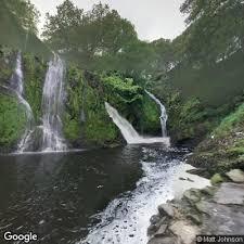Ceunant Mawr Waterfall -Image pintarest