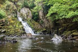 Conwy Falls- Image pintarest