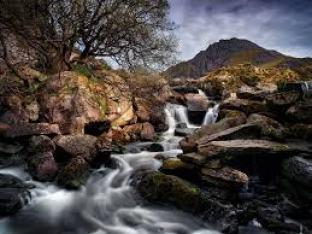 Ogwen Falls- Image from Pintarest