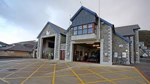 RNLI Barmouth Lifeboat station and Lifeboat. Image RNLI.org