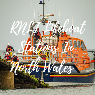 RNLI Lifeboat stations of north Wales